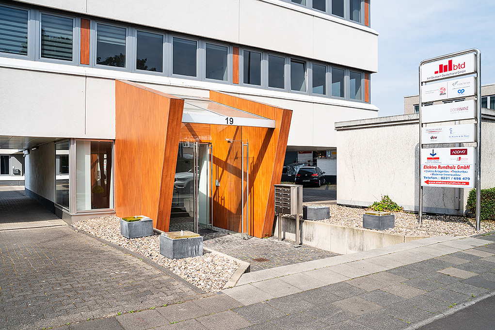 Kanzlei Fröhlingsdorf von außen